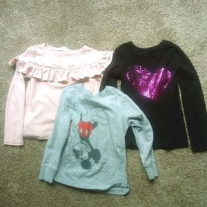 Other - Long Sleeve Tops 3 for $8